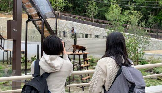 春の遠足in東山動植物園